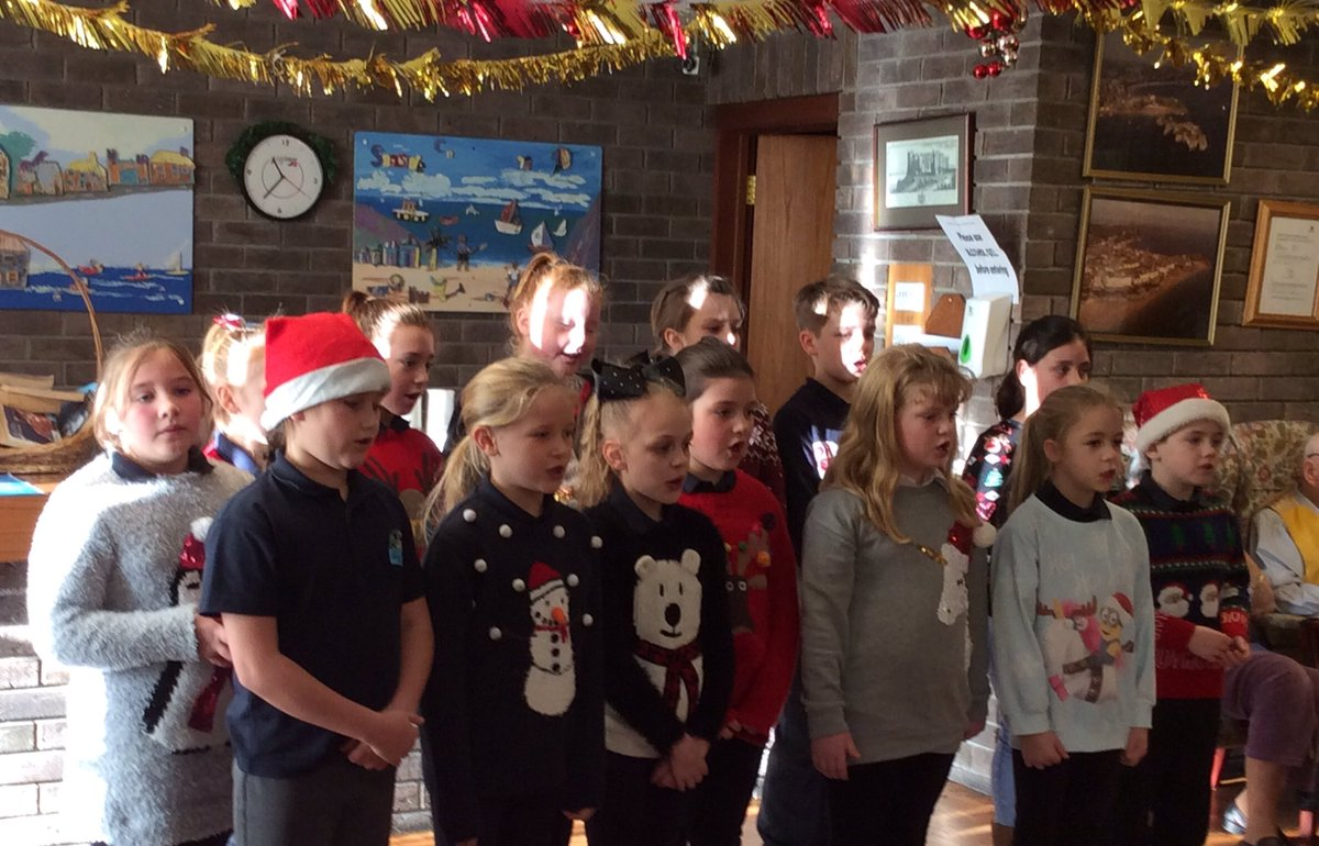 Choir at Park House