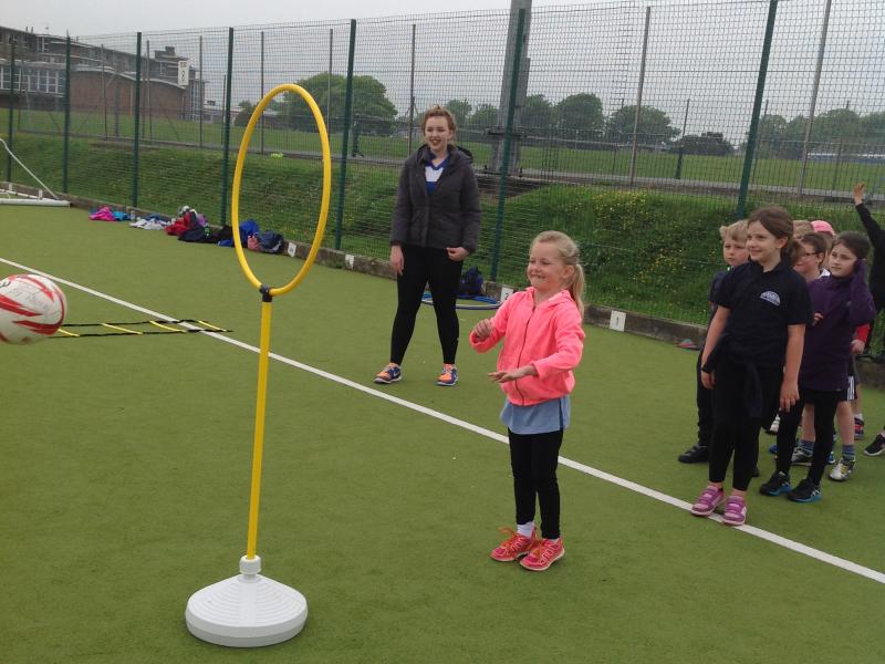 Sport - hoop